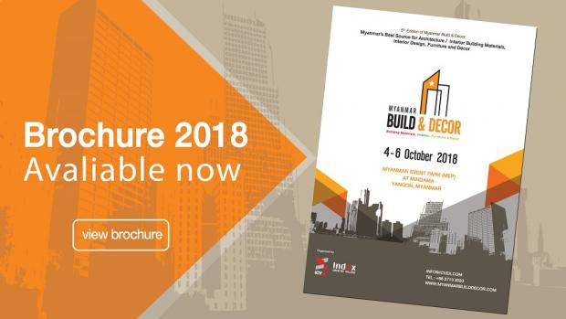 Myanmar Build & Decor 2018 Brochure